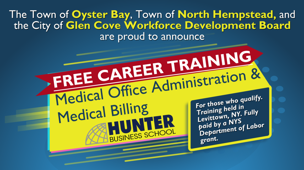 Saladino Announces Free Program to Train Unemployed Workers for Careers in Medical Office Administration Billing
