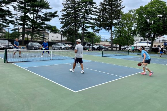 Town Announces Expanded Parking at Bethpage Pickleball Courts