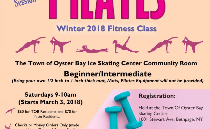 Councilwoman Michele Johnson Announces Registration Dates for Upcoming Pilates Class