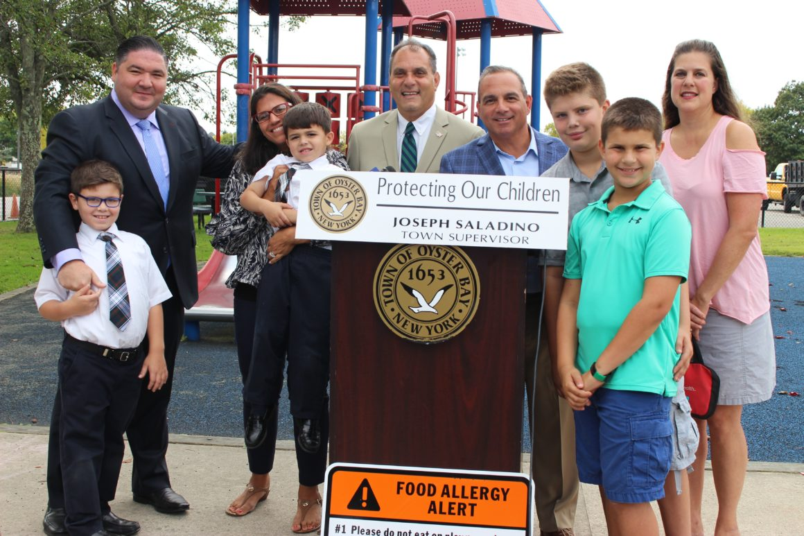 Town Makes Playgrounds Safer for Children with Food Allergies