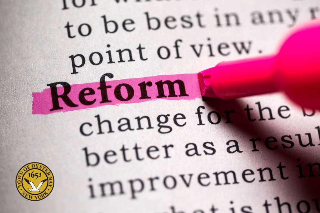 Town Reforms Procurement Policy to Protect Taxpayers
