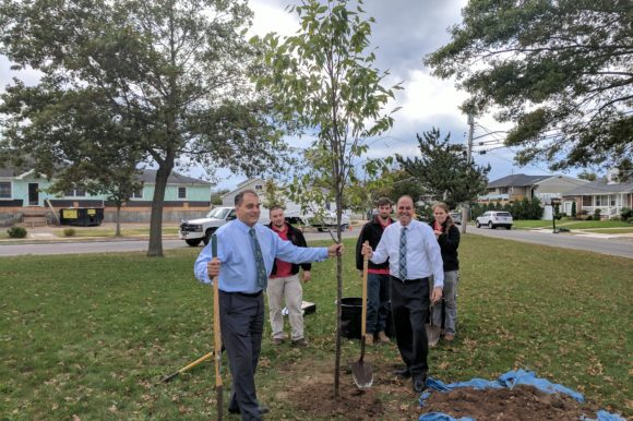 Town Plants 250+ Trees in Superstorm Sandy Impacted Communities