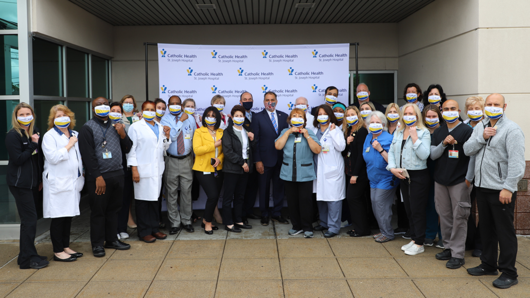 Town Honors 850 Healthcare Heroes in Recognition of Hospital Week