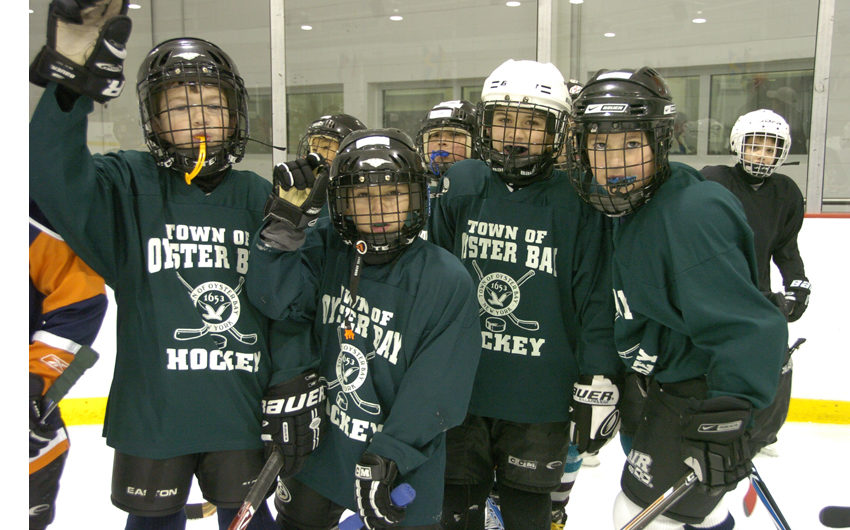 Saladino Announces Registration for Youth Ice Hockey Summer Program