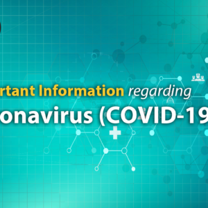 Coronavirus (COVID-19) Important Information and Preventive Measures