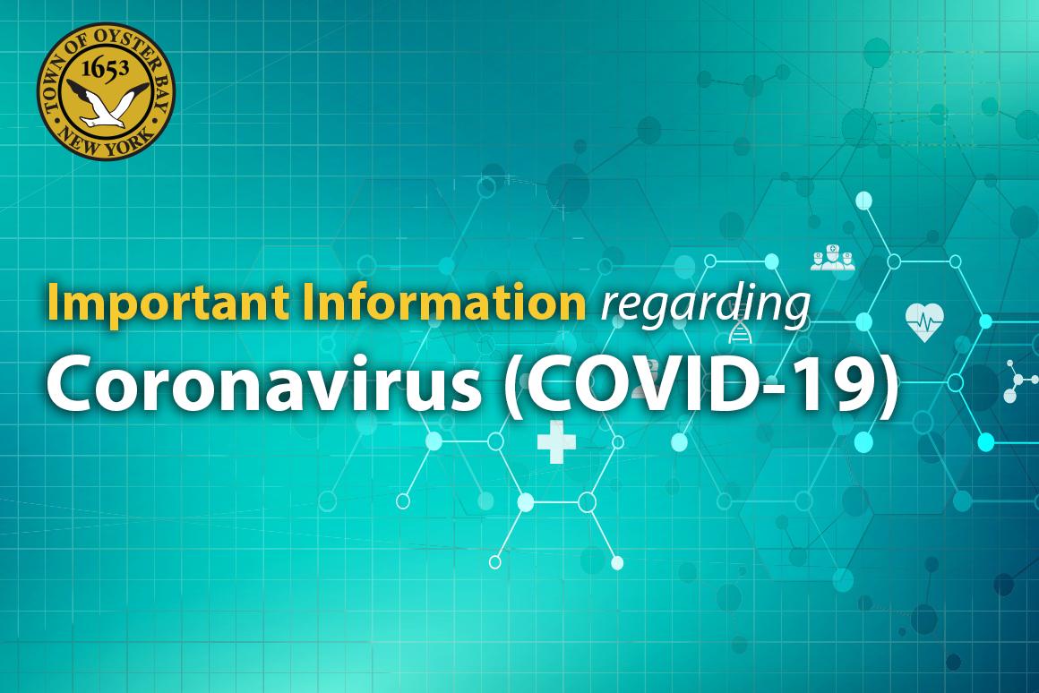 Coronavirus (COVID-19) Important Information and Preventive Measures