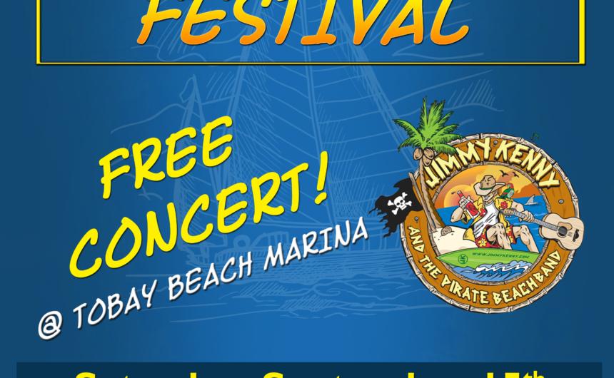 Saladino Announces Free Family-Fun Waterfront Festival at TOBAY Marina