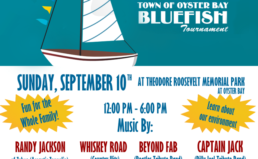 Saladino Announces Free Waterfront Festival at Theodore Roosevelt Memorial Park