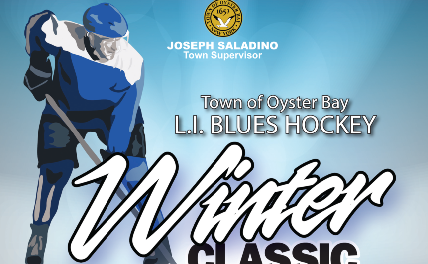Saladino Announces Long Island Blues Winter Classic Slated for January 26th