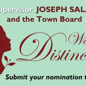 Town of Oyster Bay Seeks Women of Distinction Nominees